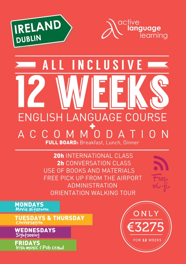 All Inclusive 12 weeks