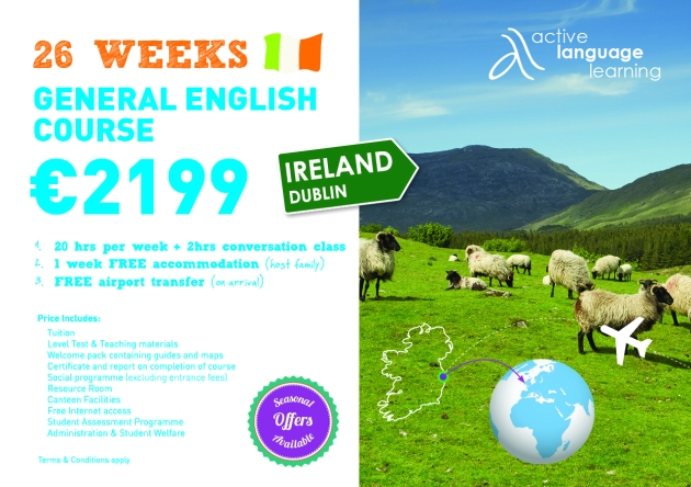 Special Offer 26 weeks