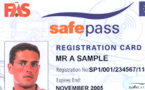safepasscard